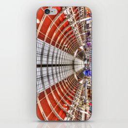 Paddington Station London iPhone Skin