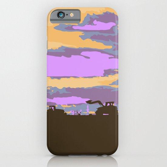 farmers landscape iPhone & iPod Case