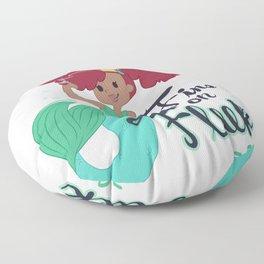 Ariel on Fleek Floor Pillow