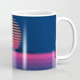 Sci-Fi and Fiction Background Coffee Mug