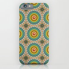 Panoply Pattern iPhone 6s Slim Case