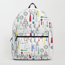 SCOOPS AND SPOONS Backpack