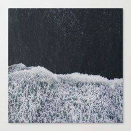 Moody Tide Canvas Print