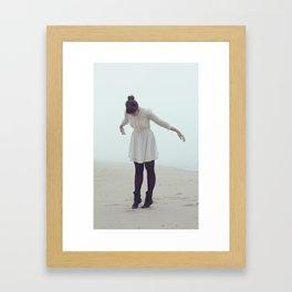 Fog Dance Framed Art Print