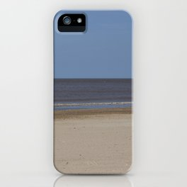 The Lincolnshire Coast Line iPhone Case