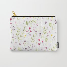 Berry Bouquet Carry-All Pouch