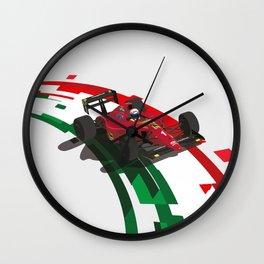1990 F641 Alain Prost Wall Clock