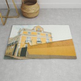 Lisboa in yellow Rug