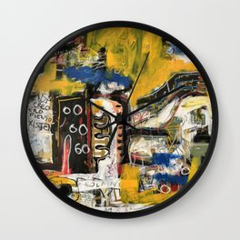 Confuso Wall Clock