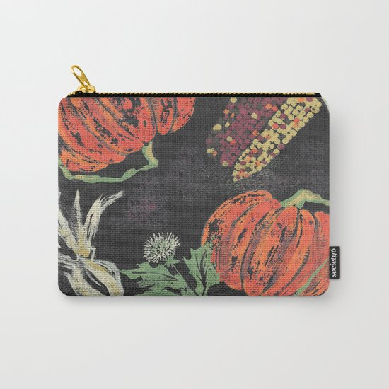 pumpkin patch nite Carry-All Pouch