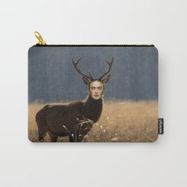 deer healed Carry-All Pouch