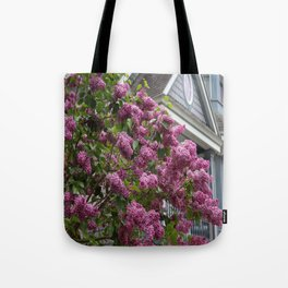 Wait for Me Tote Bag