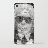 karl lagerfeld iPhone & iPod Cases featuring Karl Lagerfeld by Artstiles
