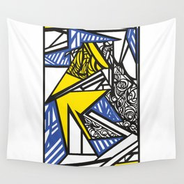 Abstract destijltribal  Wall Tapestry