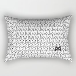 What if you're right and they're all wrong Rectangular Pillow