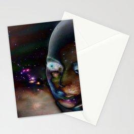 Celestial Sparks Stationery Cards