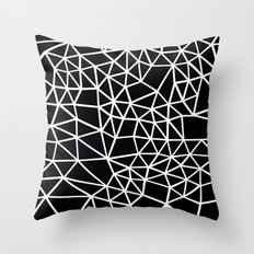 Segment Dense Throw Pillow