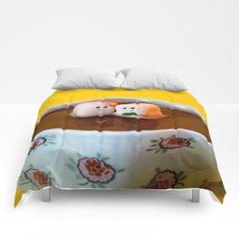 Hot Date Comforters