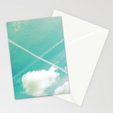 Scottish sky 2594 Stationery Cards