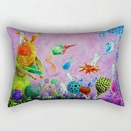 STELLARVIRUS Rectangular Pillow