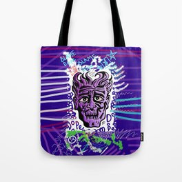 Dope Creates Monsters Remixed Tote Bag