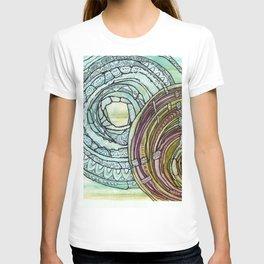 Double Mandala T-shirt