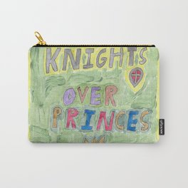 Knights over Princes Carry-All Pouch
