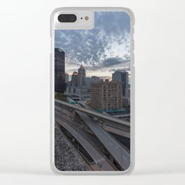 Off the Beaten Path Clear iPhone Case