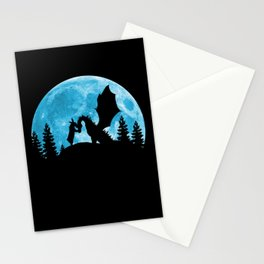 Friendship Of A Blue Moon Stationery Cards