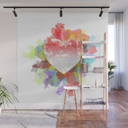 Feeling Positive Wall Mural