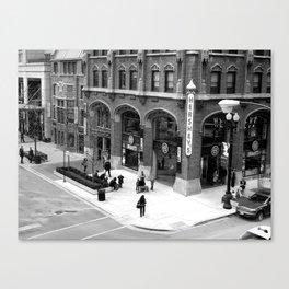 hershey's chicago  Canvas Print