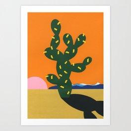Sierra Nevada II Art Print
