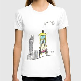 Perky Isabella T-shirt
