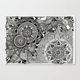 Mystic Ulu Canvas Print