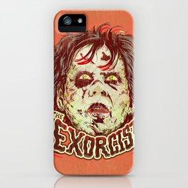 Exorcist iPhone Case