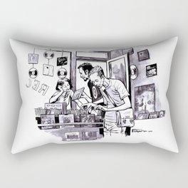 A perfect day Rectangular Pillow