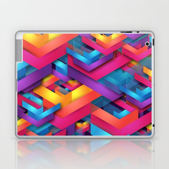 Own Luck Laptop & iPad Skin