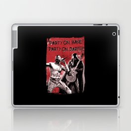 Party on, Bane Laptop & iPad Skin