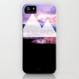 Reykjavik Boulevard #08 iPhone Case
