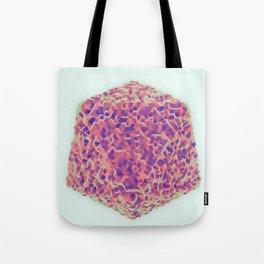 Platonic Displacement Tote Bag