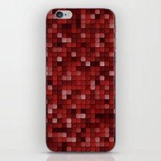 PAPER PIXEL / horror iPhone & iPod Skin