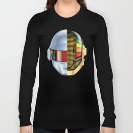 Daft Punk - Discovery Long Sleeve T-shirt