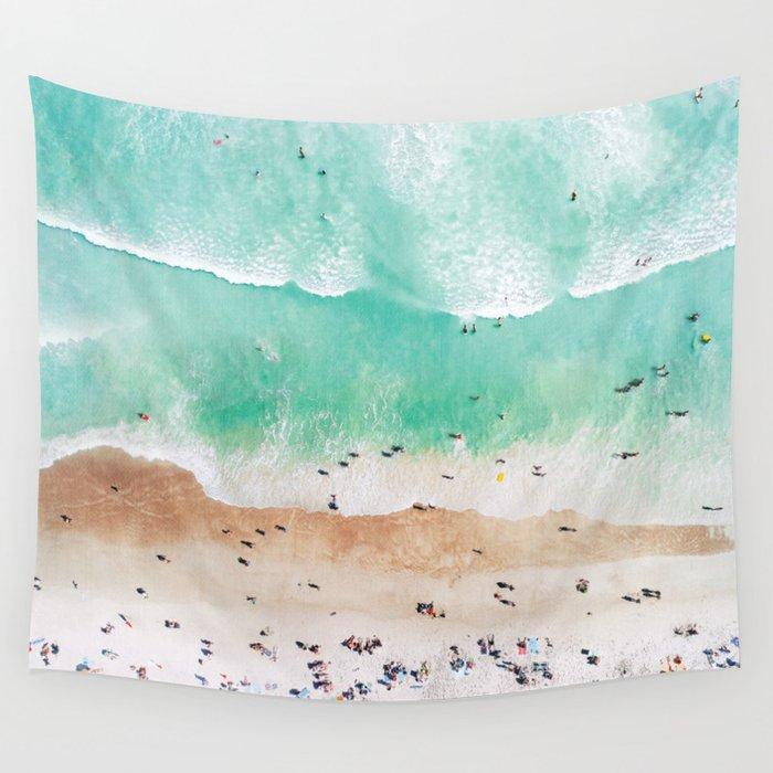 Beach Mood Wandbehang