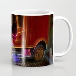 Fractal carriage Coffee Mug