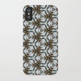 Desert Christmas iPhone Case