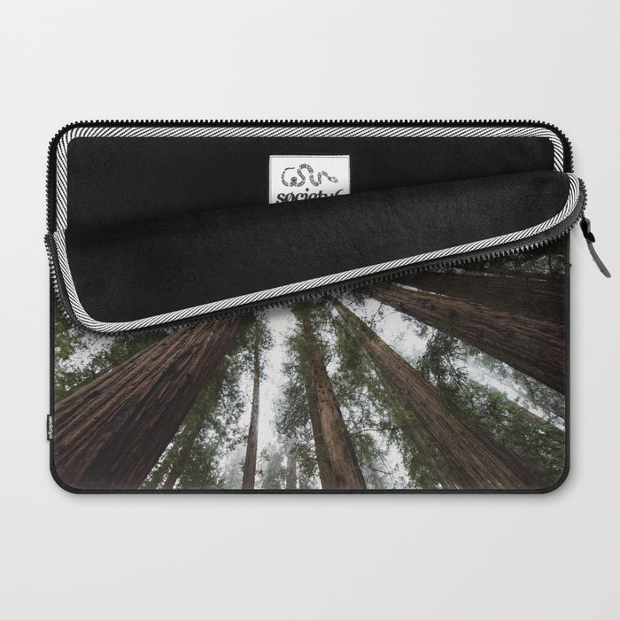 Redwood Portal - nature photography Laptop Sleeve