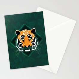 Tiger's day Stationery Cards