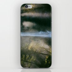 Enchanted Forest Waterfall iPhone & iPod Skin