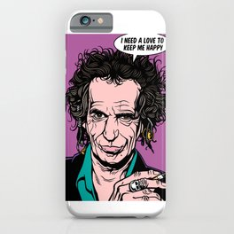 KEITH iPhone Case
