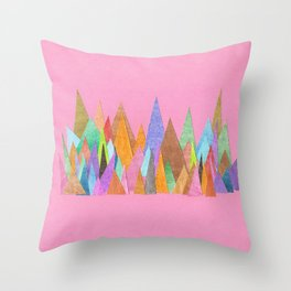 Landscape Sprouts 1 Throw Pillow
